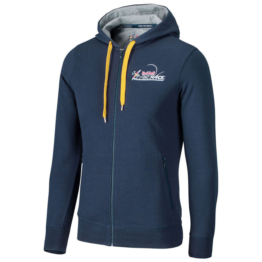 Red Bull Air Race Zip Up Hoodie