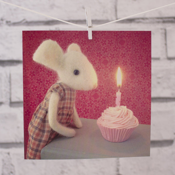 CR103 | Birthday Cake Mouse!