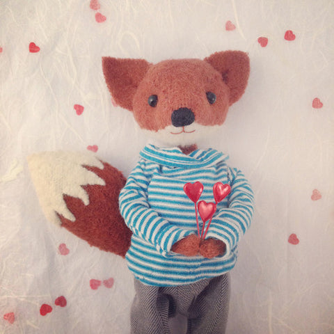 CR107 | Mr Fox In Love