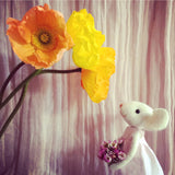 CR137 | Pretty Mouse with Flowers