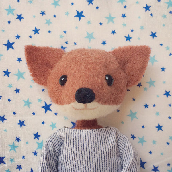 CR164 | Mr Fox!