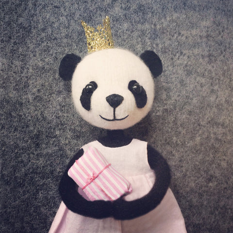 CR166 | Panda Princess