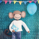 CR184 |MR MONKEY WITH BALLON