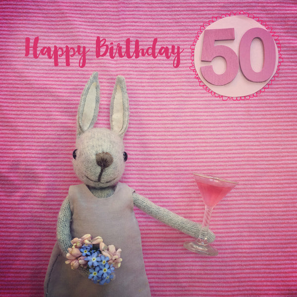 GG50 | Happy 50th Birthday