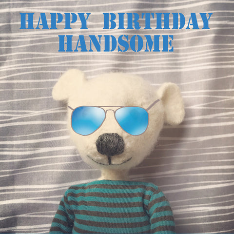 Letters83 |HAPPY BIRTHDAY HANDSOME