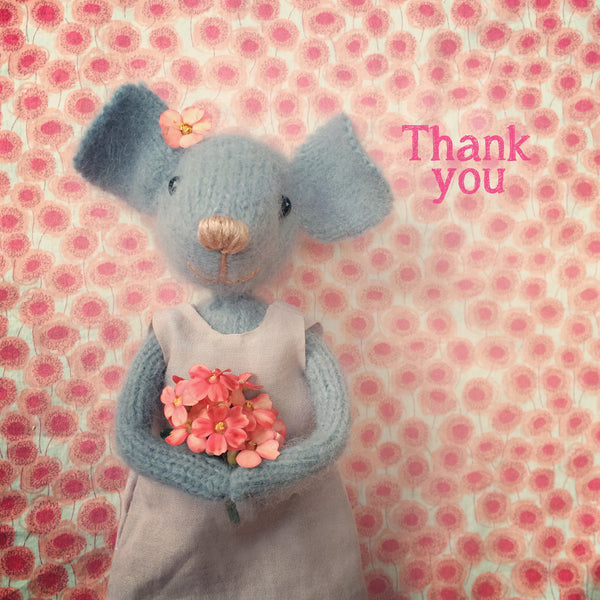 Letters37 | Thank you Mouse