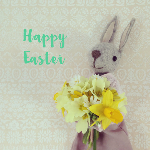 Letters3 | Happy Easter!