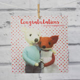Letters41 | Congratulations On Your Engagement