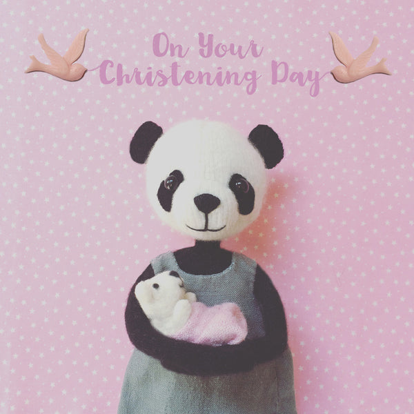 Letters70 | On your Christening Day