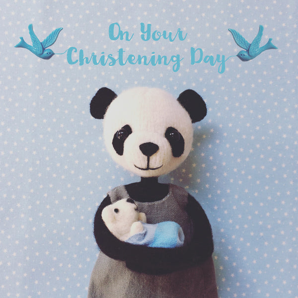 Letters71 | On your Christening Day