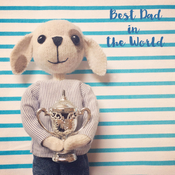 Letters98 | BEST DAD IN THE WORLD
