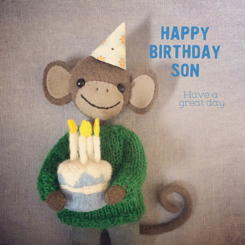RL07 | Happy Birthday Son