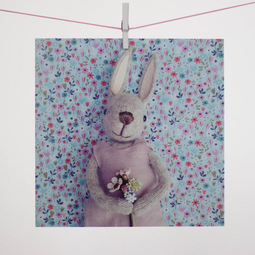 CR65 | Bunny Flowers