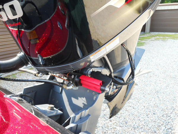 PRO RULE TRANSOM MOUNT STABILIZER CLIPS