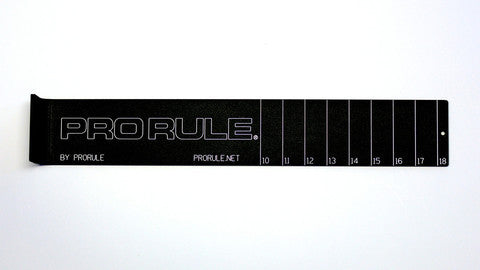 Pro Rule Measuring Boards