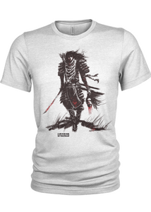 TOMOE GOZEN, BEAUTIFUL BADASS men's t-shirt