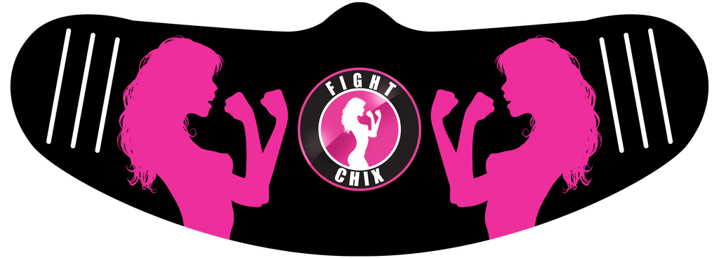 Fight Chix Mask