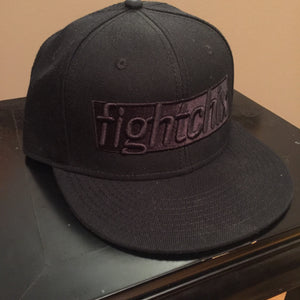 Fight Chix FlexFit Hat (black)