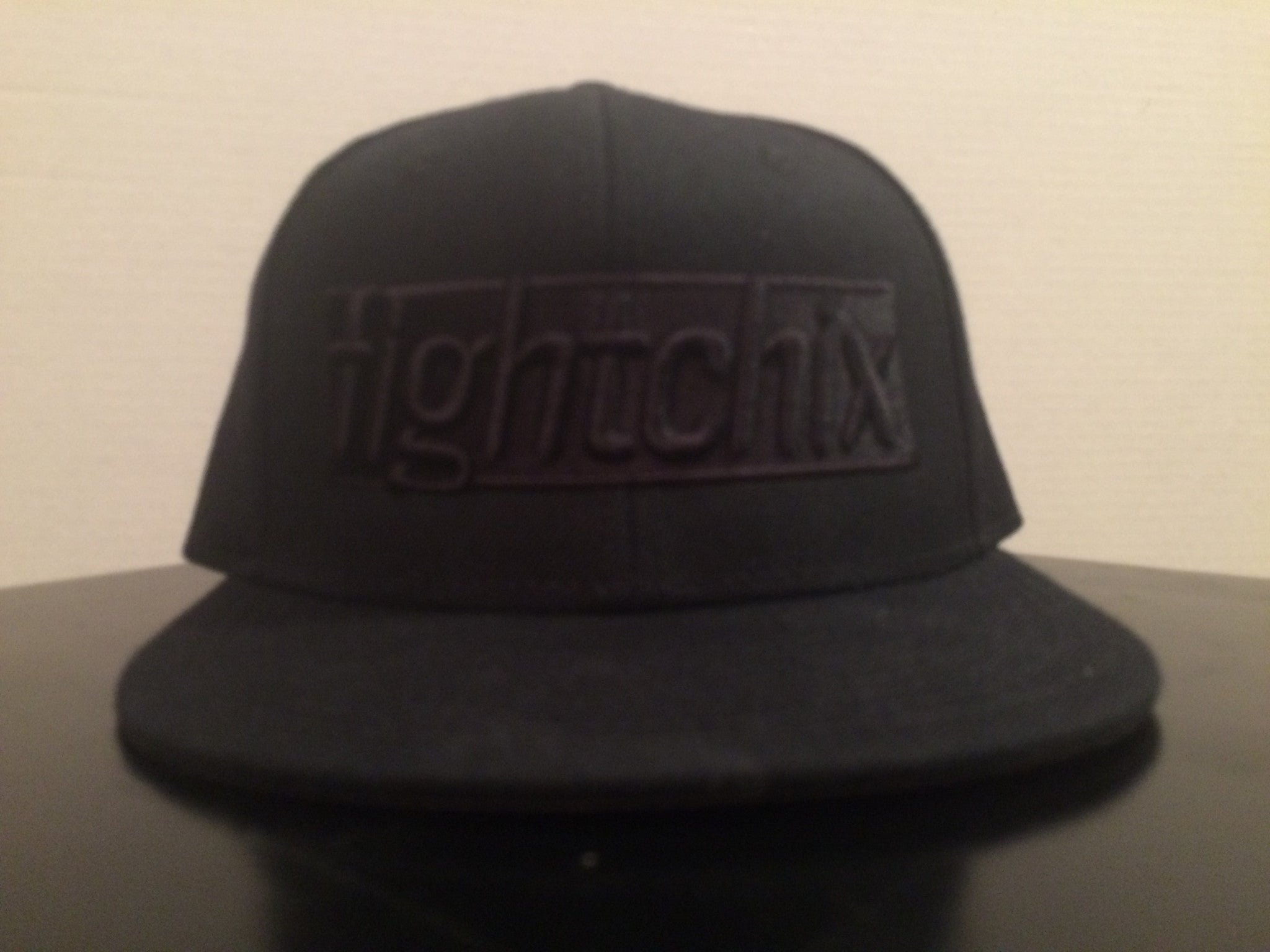 Fight Chix Snapback (Black)