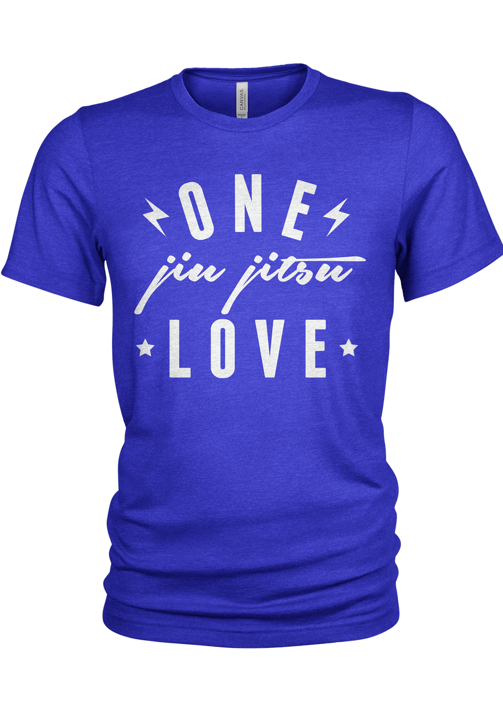 Ranked Jiujitsu One Love men's t-shirt