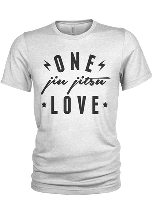 One Love Ranked men's t-shirt (white)
