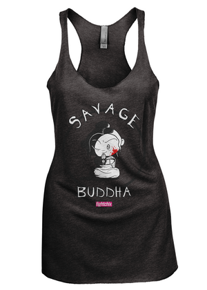 Savage Buddha Women's tank top