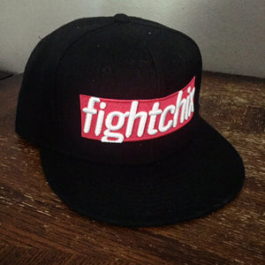Fight Chix Snap Back Hat