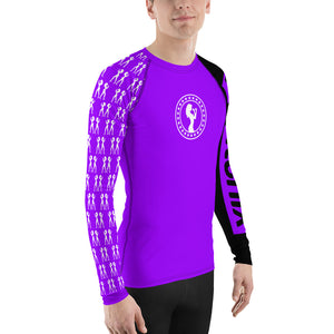 Fight Chix Ranked Men's Rash Guard