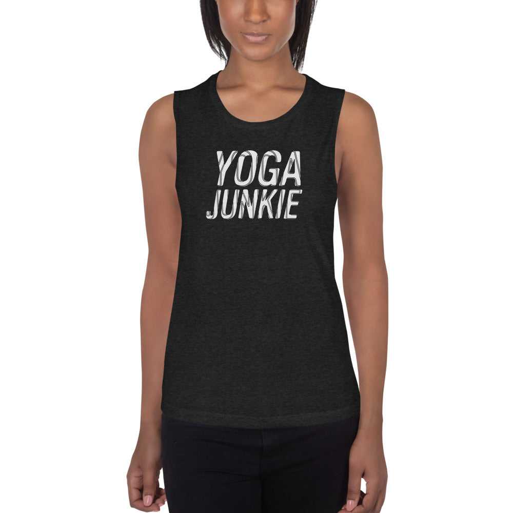 Yoga Junkie Flow Tank (two colors)