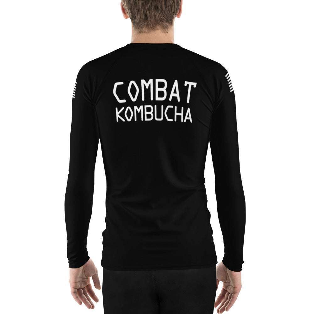 Combat Kombucha Rash Guard