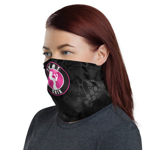 Fight Chix Camo Neck Gaiter