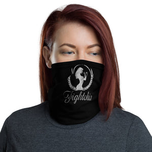 Fight Chix OG Black Neck Gaiter