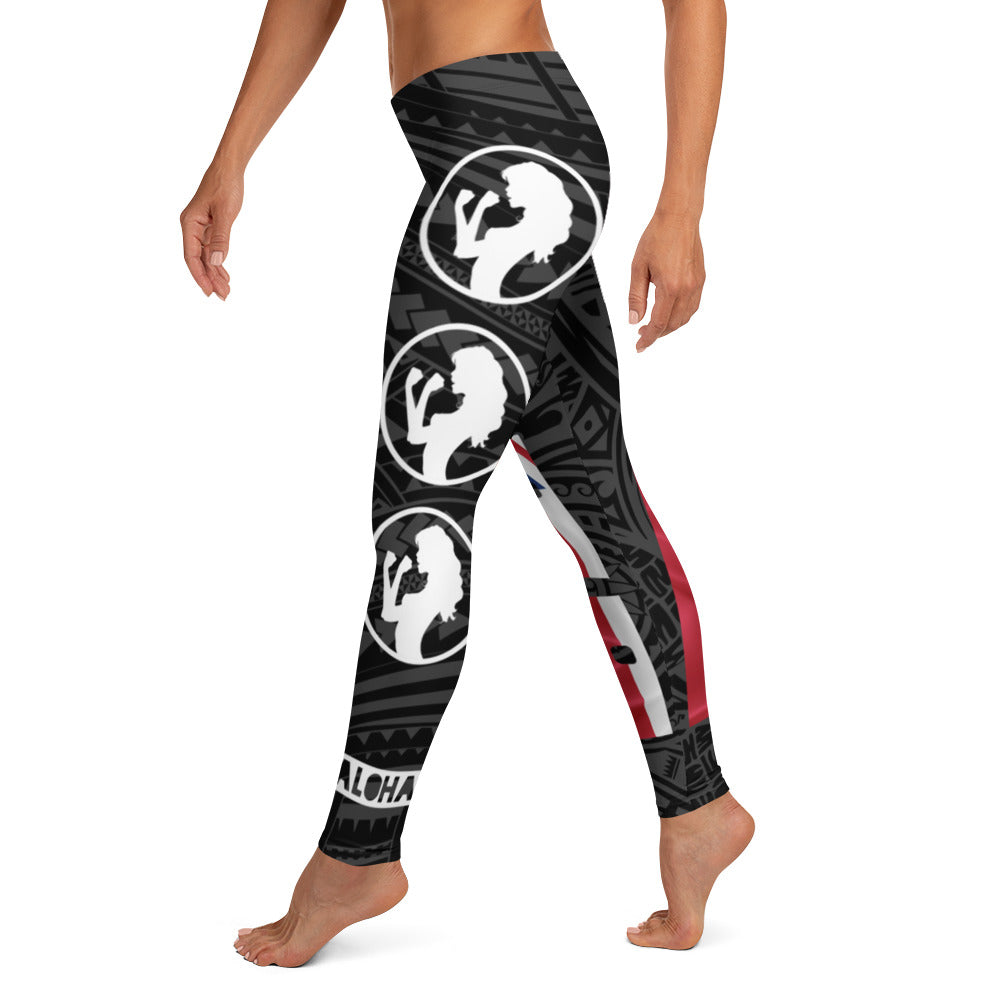 Hawaii Strong Spats