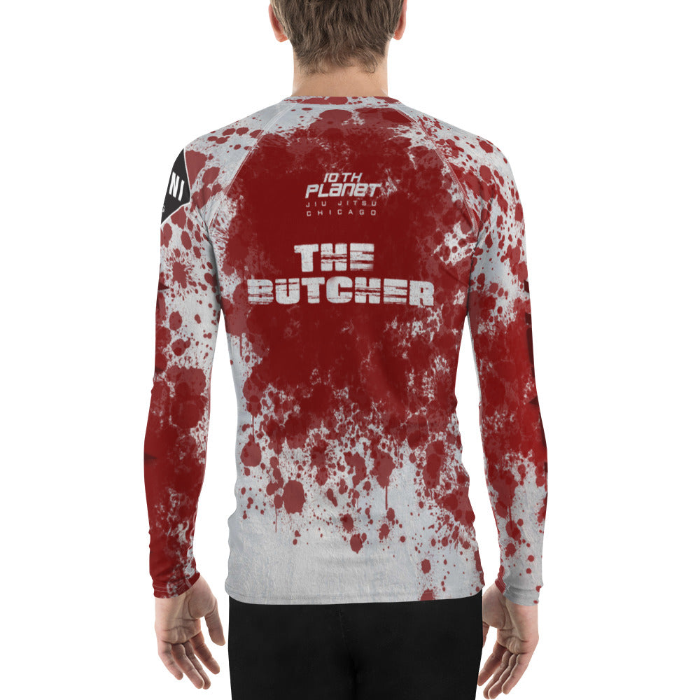 The Butcher Rash Guard