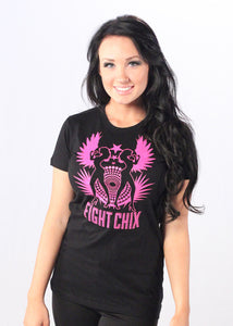 Back to Back women's t-shirt (black)