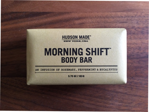 Morning Shift Body Bar by Hudson Made