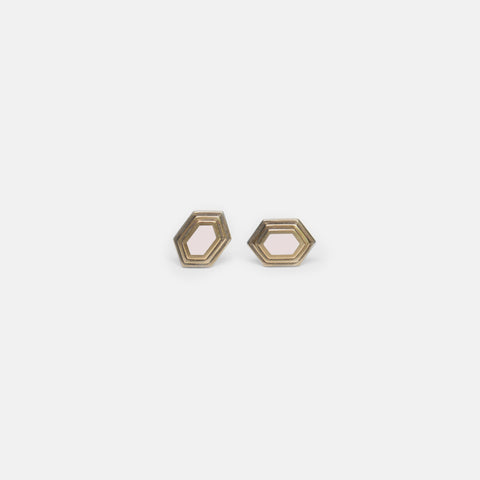 Axis Stud Earrings