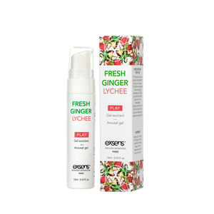 Exsens Fresh Ginger Litchi Stimulation Gel