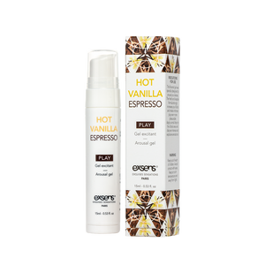 Exsens Hot Vanilla Espresso Stimulation Gel
