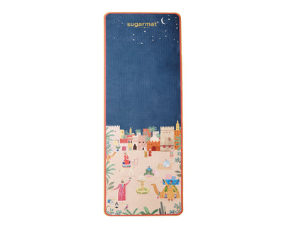 Marrakesh - TPE Yoga Mat (5MM) - Sugarmat