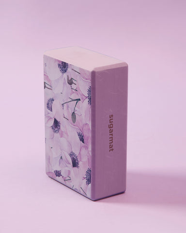 Plum Yoga Block