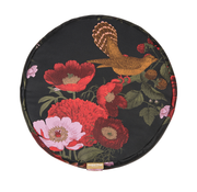 Secret Garden Round Meditation Cushion - Sugarmat