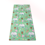Wunder Elephant - Kids Suede Yoga Mat (4MM) - Sugarmat
