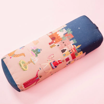 Yoga Bolster Marrakesh - Sugarmat