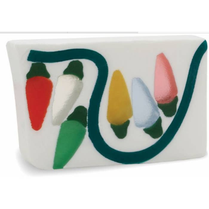 CHRISTMAS LIGHTS SOAP