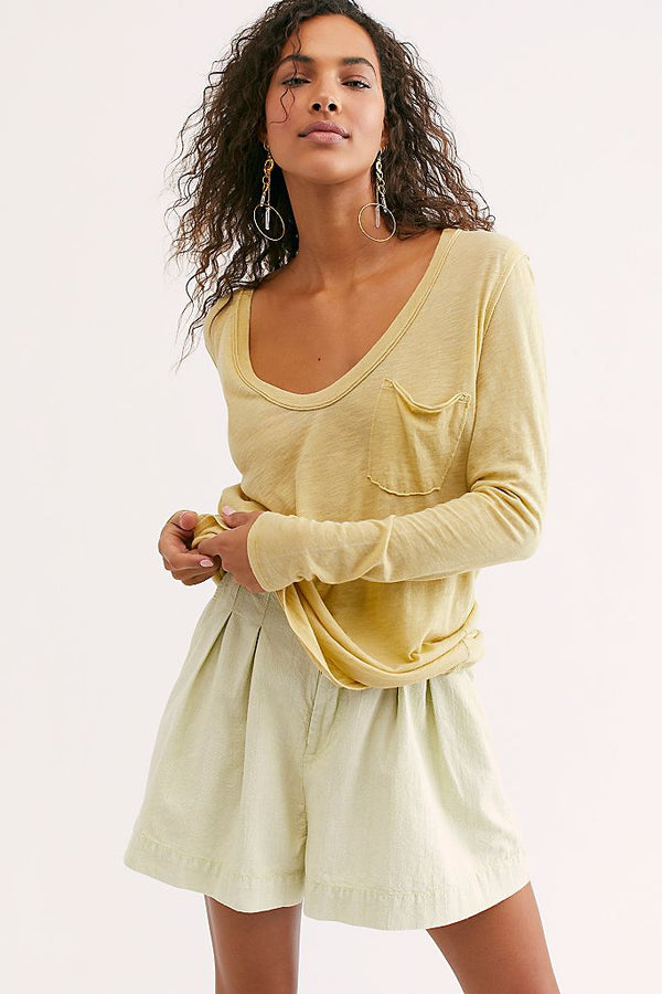 BETTY LONG SLEEVE TOP