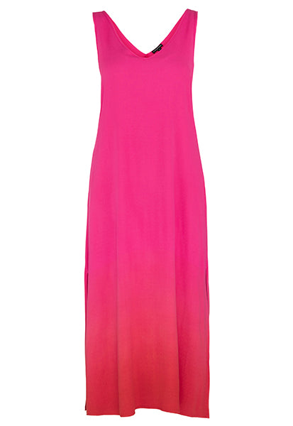 A FLAMINGO GAL'S MAXI DRESS