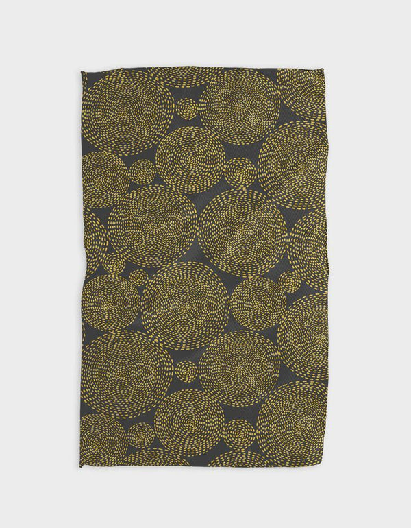 DANDELIONS TEA TOWEL