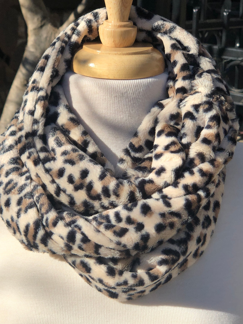 CHEETAH DREAM SCARF