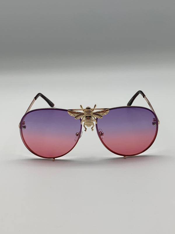 QUEEN BEY SUNGLASSES
